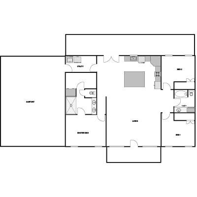 Metal Buildings & Barndominiums